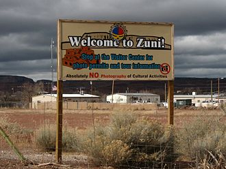 Zuni Indian Reservation - Welcome to Zuni!