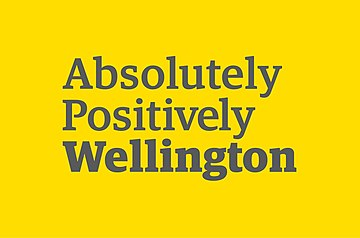 Official logo of Wellington