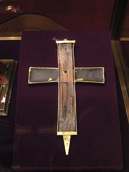 The 'True Cross' of Jesus in Almeria