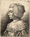 Wenceslas Hollar - Young woman with lace collar and rosettes (State 2).jpg