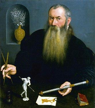 Wenzel Jamnitzer - Wenzel Jamnitzer.