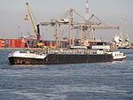Wervelwind (ship, 1988), ENI 02205577, Port of Antwerp pic1.JPG