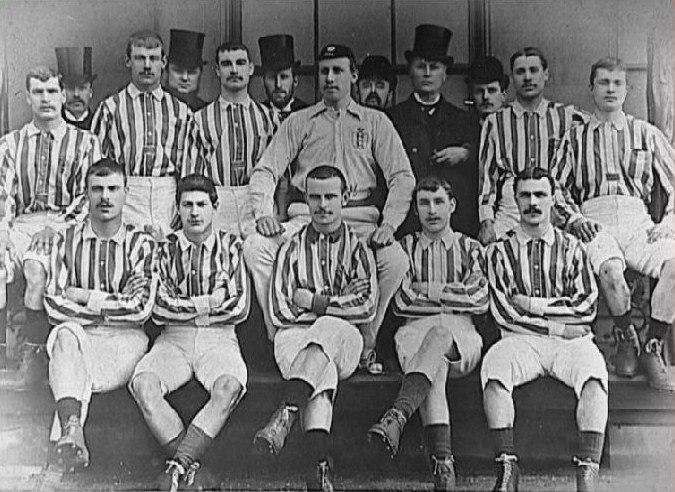 West Bromwich Albion team 1888