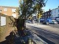 West Ham Parish Boundary Stone - Leytonstone Road London E15 (3).jpg