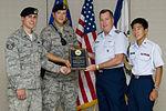 West Virginia Wing CAP members present award to 167th 2.jpg