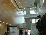 West in Utah Valley Convention Center atrium, Jan 16.jpg