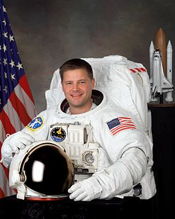 Douglas H. Wheelock American engineer and astronaut.