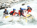 White Water Rafting, Kamimoku, Gunma, Japan.jpg