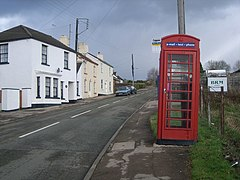Whitecroft telephone kiosk - geograph.org.uk - 625526.jpg