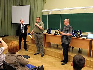 Wiki Party in Moscow 2013-05-18 (Wiki Award; Krassotkin; 12).JPG