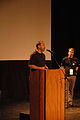 Wikimania 2009 - Jimmy Wales opening ceremony.jpg