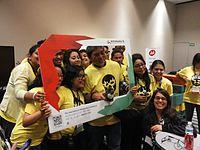 Wikimania 2015-Wednesday-Volunteers at Wikimania (16).jpg