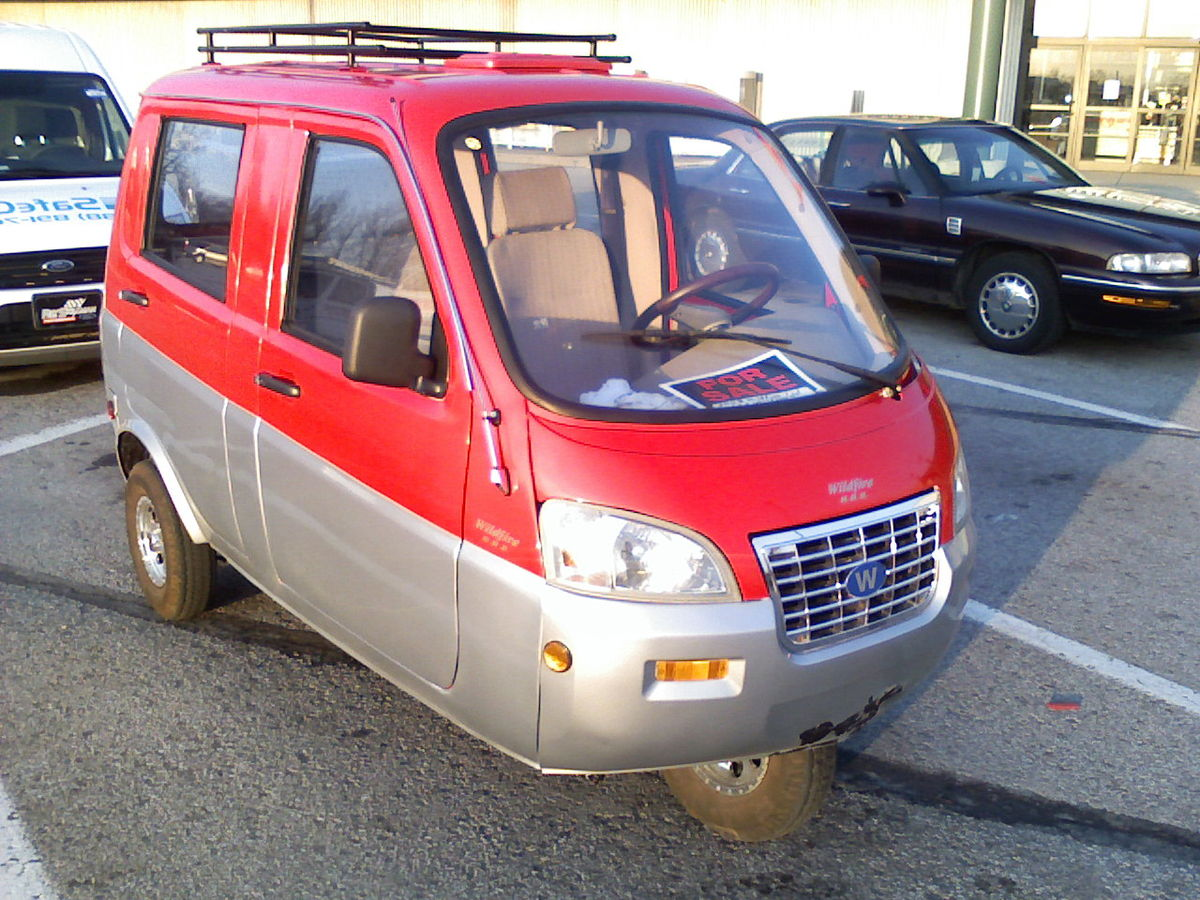 Wildfire  Wheel Car For Sale