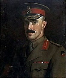 Official Portrait of Brigadier General William Burgess