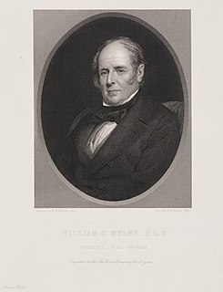 William Chadwell Mylne British engineer and architect