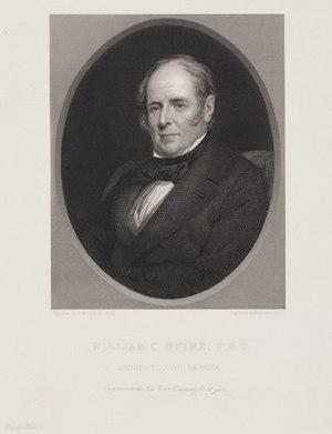 William Chadwell Mylne - Image: William Chadwell Mylne