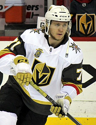 Vegas Golden Knights - William Karlsson is the club's all-time regular season scoring leader, recording 78 points as a member of the Golden Knights.
