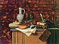 William Michael Harnett - Dutch Jar and a Bust of Dante.jpg