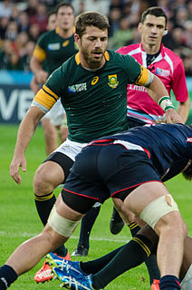 Willie le Roux South African rugby union footballer