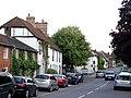 Winchester Street, Overton - geograph.org.uk - 220055.jpg