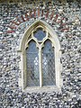 Window, St John's Church, Waxham - geograph.org.uk - 772050.jpg