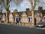 Windsor Almshouses 53–60 Castle Street