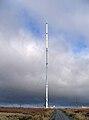 Winter Hill TV Mast from access road.JPG
