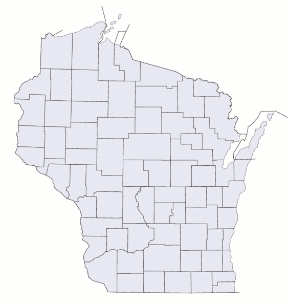 File:Wisconsin-counties-blank-map.png - Wikimedia Commons