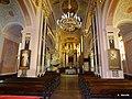 Wnętrze ,kościóła Wniebowzięcia Najświętszej Maryi Panny w Kcyni - panoramio (9).jpg