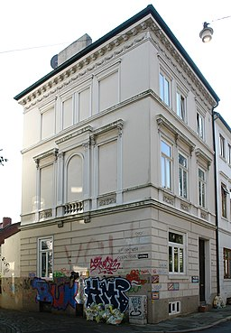 Wohnhaus - Bremen, Rutenstraße 20, Landweg