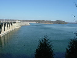 Wolf Creek Dam and Lake Cumberland, KY.jpg