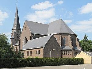 Wolvega, Weststellingwerf - St Francis Church