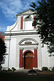 Colombo's colonial heritage is visible throughout the city, as in the historical Wolvendaal church, established by the Dutch in 1749