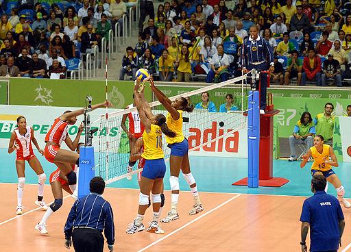 Women's Volleyball - BRA vs. CUB