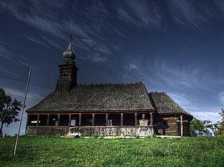 Sărmașu Town in Mureș, Romania