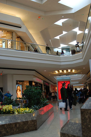 Woodfield Mall - Woodfield Mall another interior shot