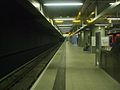 Woolwich Arsenal stn DLR north platform look east.JPG