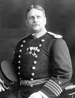 Worth G. Ross Captain Commandant of the Revenue Cutter Service