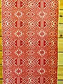 Woven material - Yunnan Nationalities Museum - DSC04066.JPG