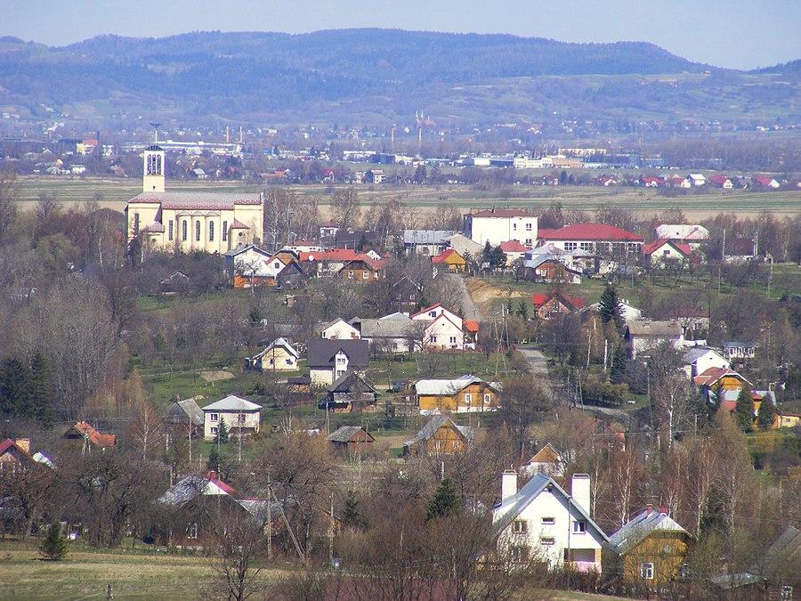 Wrocanka, Krosno County