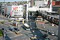 Wuppertal - Straßenkreuzung Alter Markt (Parkhaus Alter Markt) 02 ies.jpg