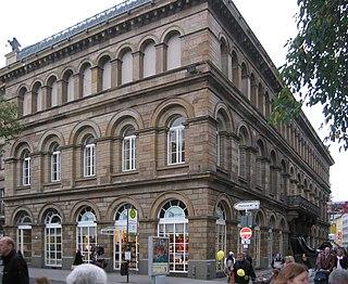 Von der Heydt Museum art museum in Wuppertal, Germany