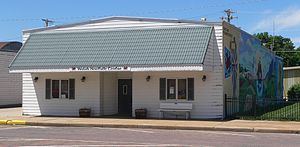 Wymore, Nebraska - Welsh Heritage Centre in Wymore