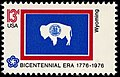 Wyoming Bicentennial 13c 1976 issue.jpg