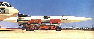 Air-launched ballistic missile - GAM-87 Skybolt