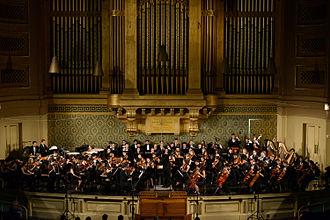 Yale Symphony Orchestra - The Yale Symphony Orchestra in 2014