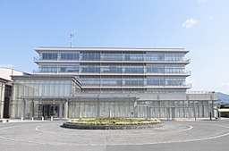 Yamaga City Hall 2018.JPG