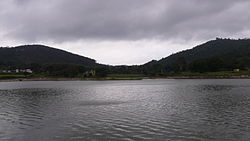 Lake at Yelagiri