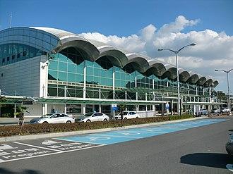 Yeosu Airport - Image: Yeosu Airport