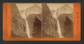 Yo Semite Falls, 2,634 feet high, Lost Arrow Mountain on right. Yo Semite Valley, California, by Pond, C. L. (Charles L.) 2.png